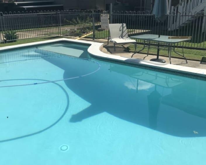 Concrete Pool Crack Repairs - Concrete Pool Interior Solutions