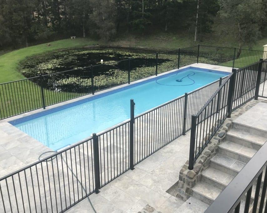 Concrete Pool Interior Repairs - Crack Repairs