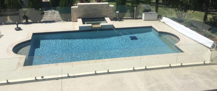 Concrete Pool Renovation Services - Concrete Pool Plumbing