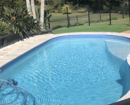 Concrete Pool Renovation Solutions - Inground Concrete Pool Repairs