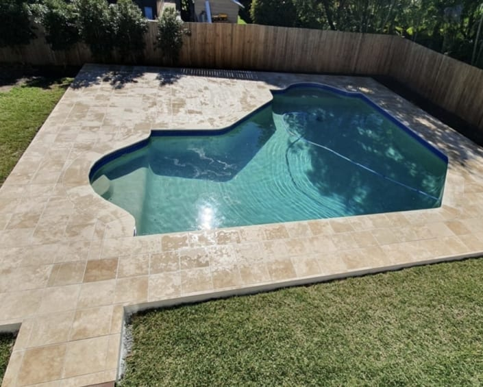 Concrete Pool Surface Options - Pebblecrete Pool Surfaces