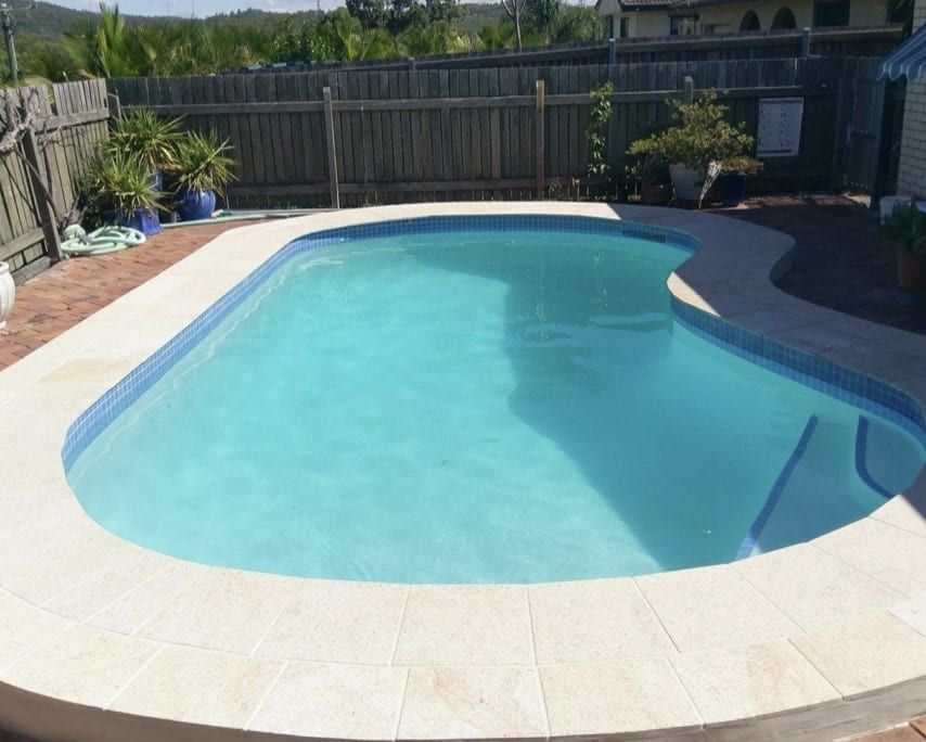 Concrete Swimming Pool Upgrades - In-Ground Pool Renovations