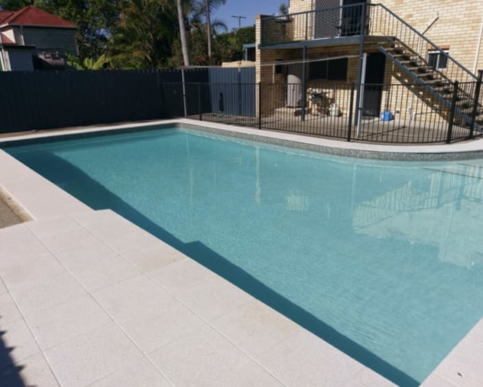 Pool Restoration After Concrete Pool Renovations - Modern Pool Designs