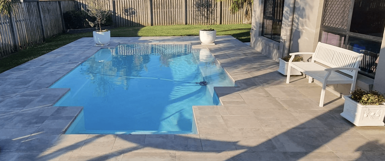 Concrete Swimming Pool Repairs Brisbane - Pebblecrete Pool Surfacing